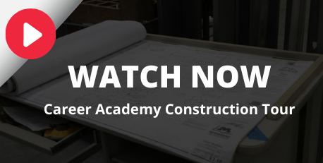 Career Academy Construction Tour