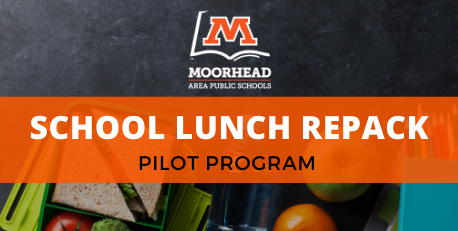 School Lunch Repack Pilot Program